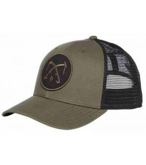 Black Diamond BD Trucker Hat Šiltovka Zelená