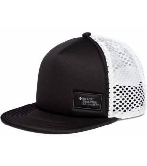 Black Diamond Hideway Trucker Hat Šiltovka Čierna