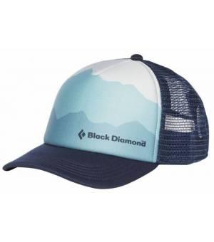 Black Diamond Trucker Hat W Šiltovka Modrá