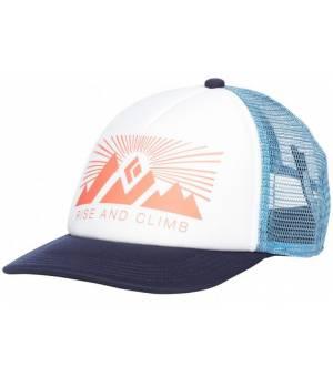Black Diamond Trucker Hat W Šiltovka Biela