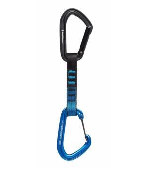 Black Diamond Hotforge Hybrid Quickdraw blue 12 cm Karabína