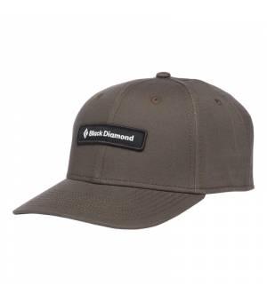 Black Diamond Black Label Hat walnut šiltovka