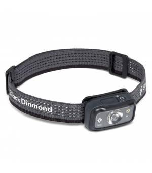 Black Diamond Cosmo 300 graphite čelovka