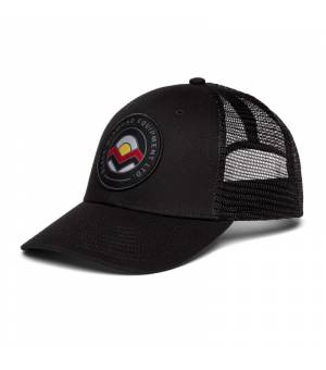 Black Diamond Low Profile Trucker Hat black/black šiltovka