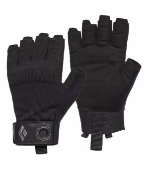 Black Diamond Crag Half Finger Gloves black rukavice