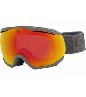 Bolle Northstar Grey Squares Matte lyžiarske okuliare