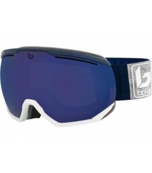Bolle Northstar Navy White Matte Bronze Blue lyžiarske okuliare
