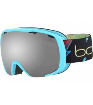Bolle Royal Blue Flash Matte lyžiarske okuliare