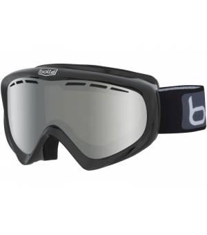 Bolle Y6 OTG Shiny Black Chrome lyžiarske okuliare