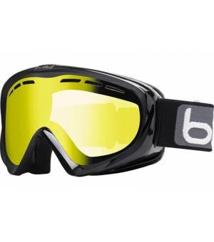 Bolle Y6 OTG Shiny Black lyžiarske okuliare