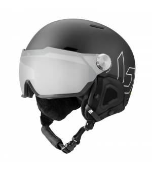 Bollé Might Visor Premium Black Matte 59-62cm prilba 20/21