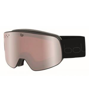 Bolle Nevada Black Corp Matte lyžiarske okuliare