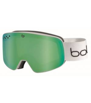 Bolle Nevada White Corp Matte lyžiarske okuliare