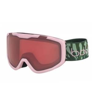 Bolle Rocket Matte Pink Jungle lyžiarske okuliare