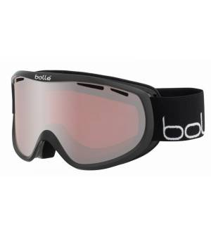 Bolle Sierra Black White Shiny lyžiarske okuliare