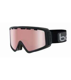 Bolle Z 5 OTG Shiny Black Vermillon Gun lyžiarske okuliare