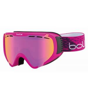 Bolle Explorer OTG Pink Matte lyžiarske okuliare