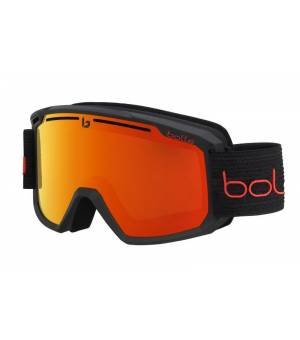 Bolle Maddox Matte Black Sunrise lyžiarske okuliare