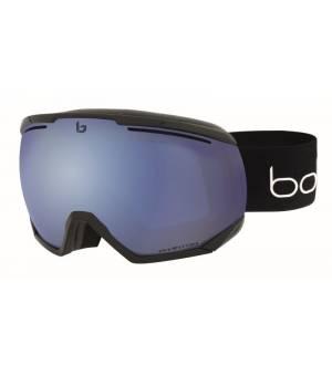 Bolle Northstar Matte Black Corp Phantom Blue lyžiarske okuliare