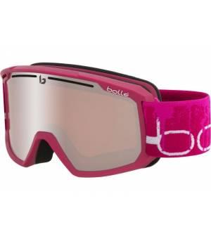 Bolle Maddox Matte Pink Line lyžiarske okuliare
