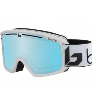 Bolle Maddox White Corp Matte lyžiarske okuliare