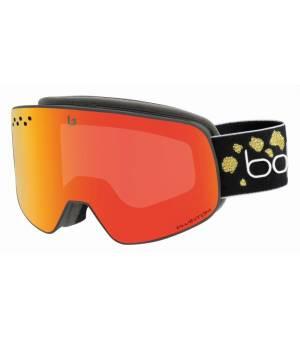 Bolle Nevada Anna Veight Sig. Phantom Fire Red lyžiarske okuliare