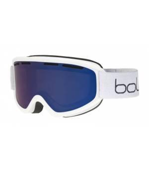 Bolle Freeze Plus White Matte Bronze lyžiarske okuliare
