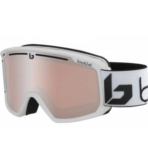 Bolle Maddox White Corp Matte Vermillon Gun lyžiarske okuliare