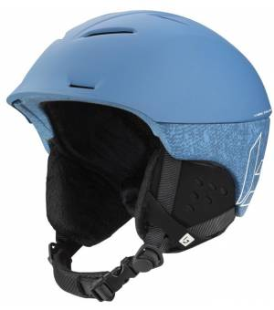 Bolle Synergy Yale Blue Matte lyžiarska prilba 54-58 cm 20/21