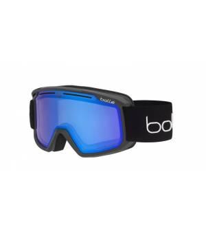 Bolle Maddox Black Corp Matte lyžiarske okuliare