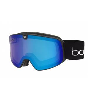 Bolle Nevada Neo Black Matte lyžiarske okuliare