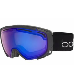 Bolle Supreme OTG Black Corp Matte Phantom+ lyžiarske okuliare