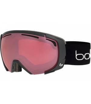 Bolle Supreme OTG Black Corp Matte Vermillon Gun lyžiarske okuliare
