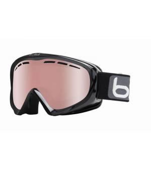 Bolle Supreme Y6 OTG Black Shiny Vermillon Gun lyžiarske okuliare