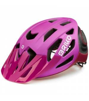 Briko Sismic W Cyclamine Purple cyklistická prilba 2020