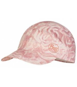 Buff Pack Trek Cap Patterned Šiltovka Zoa Pale Pink Ružová