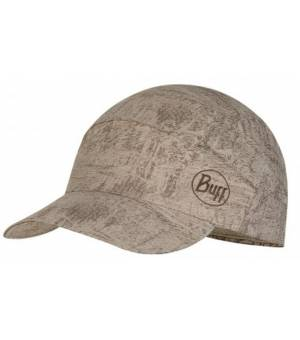 Buff Pack Trek Cap Patterned Šiltovka Zinc Brindle Brown Hnedá