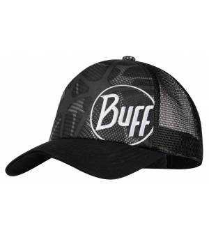 Buff Trucker Cap Šiltovka Ape-X-Black Čierna