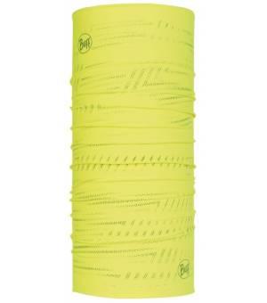 Buff Coolnet UV+Reflective Šatka R-Yellow Fluor Žltá