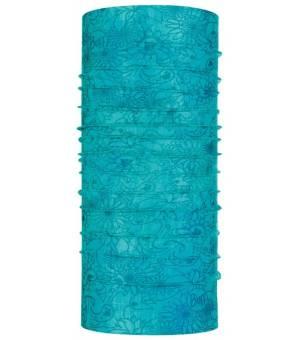 Buff Coolnet UV+Insect Shield Šatka Surya Turquoise Tyrkysová