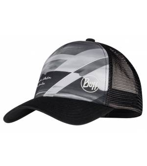 Buff Trucker Cap Šiltovka Table Mountain Black Čierna