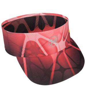 Buff Pack Run Visor Šilt Ape-X Coral Pink