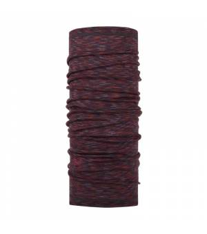 Buff Wool Lightweight Shale Grey Multi Stripes šatka