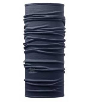 Buff Merino Lightweight Multifunctional Neckwear Solid Denim šatka