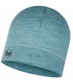 Buff Merino Lightweight Hat Solid Pool čiapka