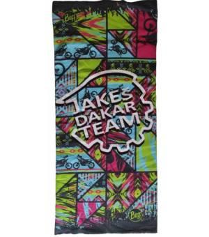 Buff Jakes Dakar Team Original New šatka zelená