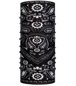Buff Casmere Black Original New šatka čierna