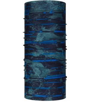 Buff Stray Blue Coolnet Insect Shield Uv šatka modrá