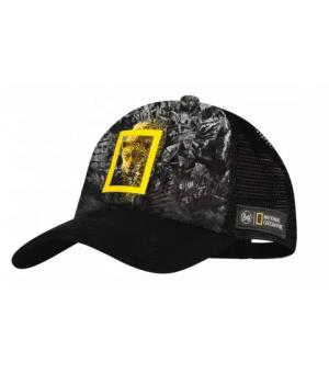 Buff Trucker Cap National Geographic Howey Black šiltovka