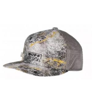 Buff Pack Trucker Cap Metal Grey šiltovka